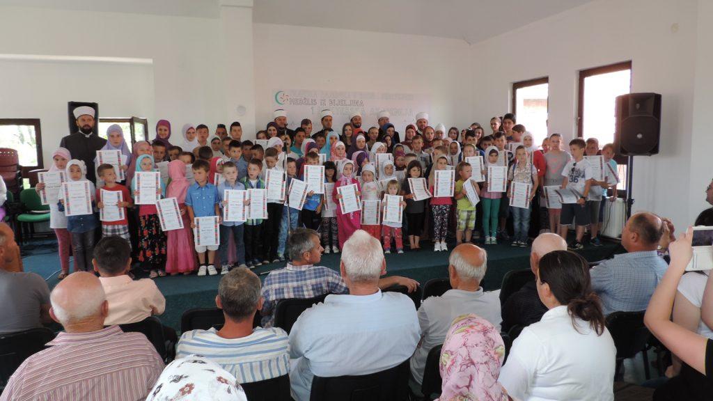 Prva Mektebska akademija MIZ Bijeljina