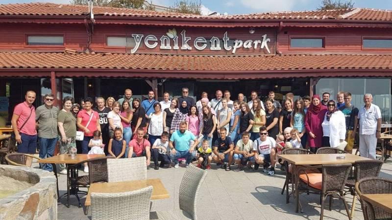 Posjeta Turskoj članova Mektepskog centra Bijeljina – Ljepota druženja sa prijateljima iz Serdivana