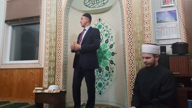 Lejletul-Bedr, 17. noć ramazana obilježena u Hajrija džamiji u Srednoj Trnovi