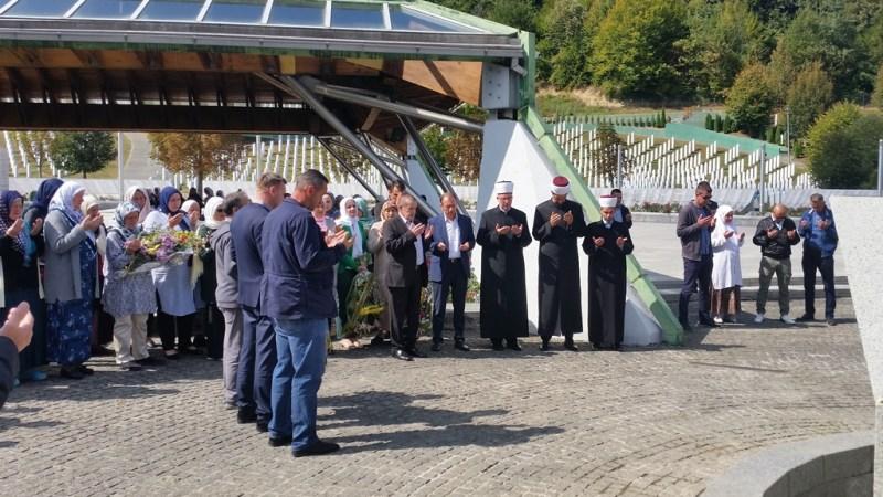 Obilježena 16. godišnjica od otvaranja Memorijalnog centra Srebrenica – Potočari