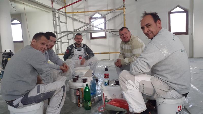 Aktivnosti na obnovi džamija u Bijeljini