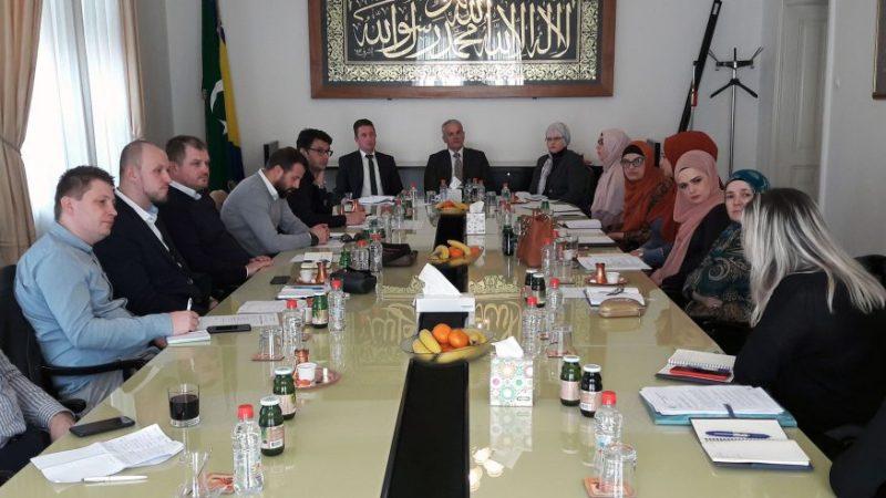 U Upravi za vjerske poslove održan sastanak sa rukovodiocima Predškolskih ustanova IZ