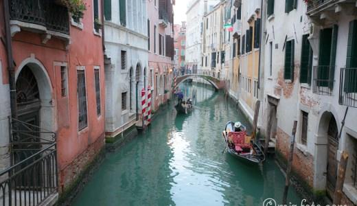 イタリア旅行にEOS6Dmark2は最適だった