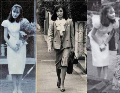 安倍昭恵夫人の電通時代の若い頃はかわいい?脚が綺麗