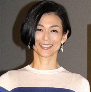 鈴木保奈美の顔画像