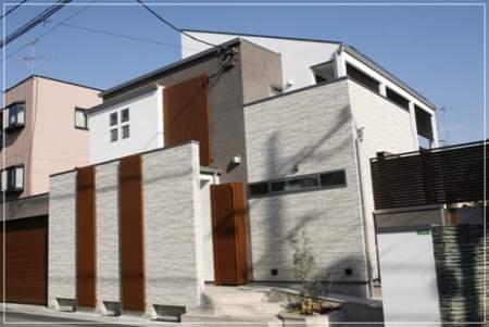 小池百合子都知事の自宅「エコだハウス」の外観画像