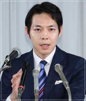 イケメン鈴木直道北海道知事の顔画像