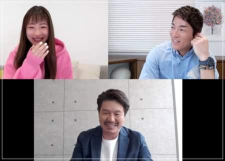 石原さとみ、ヒロミ、長嶋一茂のリモート出演CMサントリーWeb動画