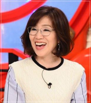 歴25年以上のベテラン芸能リポーター駒井千佳子の顔画像