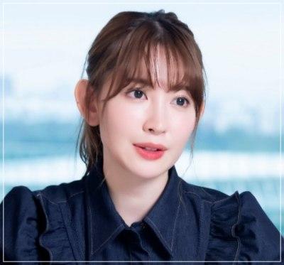 中村倫也の歴代彼女と噂されている小嶋陽菜の顔画像
