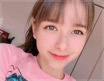 5か国のハーフミックス嵐莉菜の顔画像
