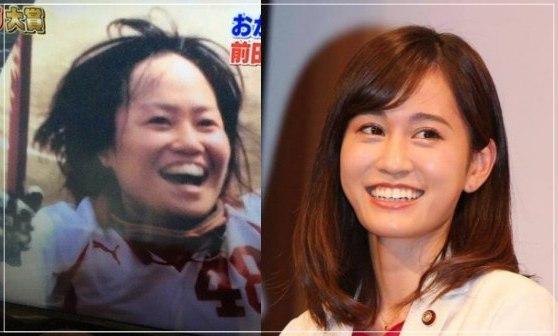 前田敦子に似てるといわれるゆいPの比較画像
