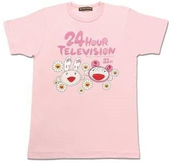 2008年の24時間テレビチャリTシャツデザイン画像