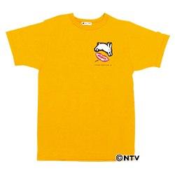 2001年の24時間テレビチャリTシャツデザイン画像