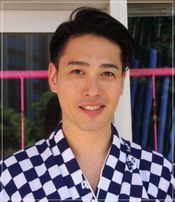 イケメン落語家で元暴走族総長の瀧川鯉斗の顔画像