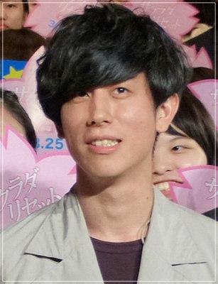 吉高由里子の歴代彼氏と言われる尼川元気の顔画像