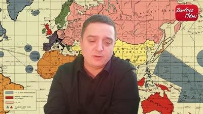 Plan NWO w 41 punktach mapa świata Gomberga