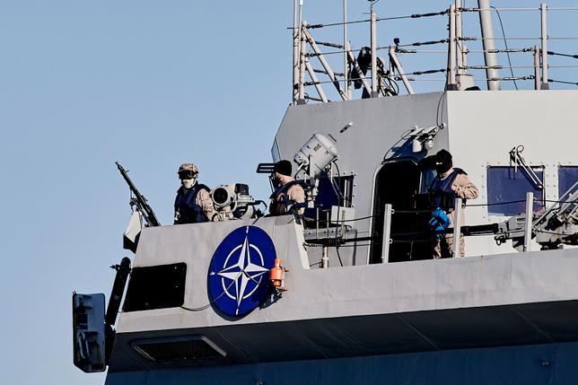 Okręty NATO na Bałtyku. Rosjanie już w pełnej gotowości