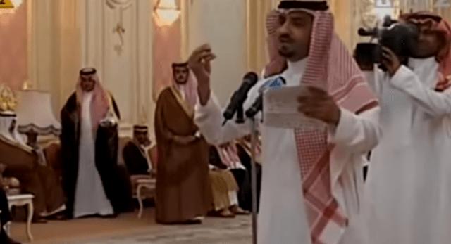 Arabia Saudyjska za kurtyną!