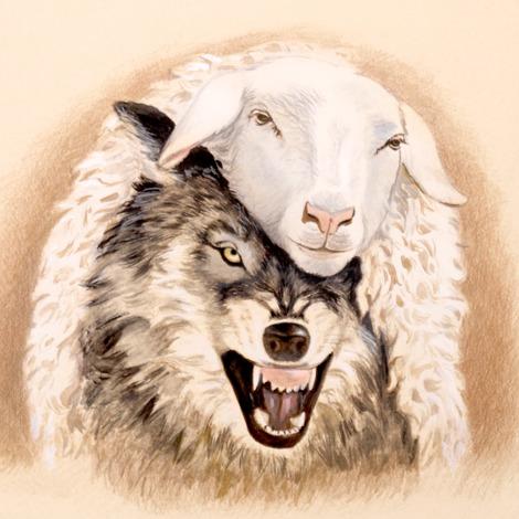 """MISTYCYZM 9 – FAŁSZYWI PROROCY.Jezus ostrzegał przed """"fałszywymi prorokami"""" przewidując, co z jego nauk zrobią ci, którzy mienią się jego następcami….."""