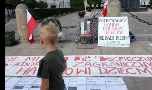 """Handel dziećmi – Międzynarodowy Protest """"NA RATUNEK DZIECIOM"""" 3-9.0…"""