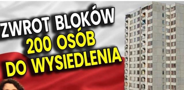 200 Osób w Polsce Traci Mieszkania – Oddano Bloki Spadkobiercom Analiza Komentator Pieniądze Dom PL