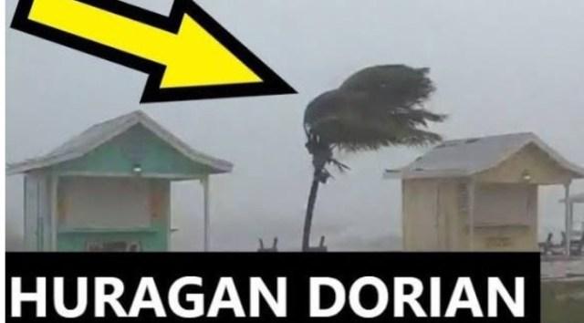 [PILNE!!] Huragan Dorian zbliża się do USA. Osiągnął najwyższy stopień zagrożenia