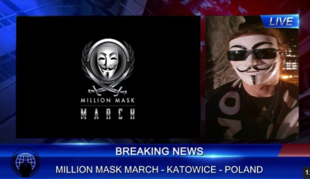Marsz Miliona Masek 2019 Katowice – Będzie ogień!