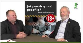 Mariusz Dzierżawski: Nie zakazujemy jakiejkolwiek edukacji -prawda o projekcie ustawy STOP pedofilii