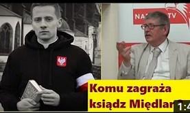 Ksiądz Międlar – dla kogo jest zagrożeniem? Dr S Krajski mat. archiwalny