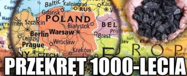 Przekręt 1000-lecia! Grabież polskiej ziemi, polskich złóż i polskiego pieniądza.