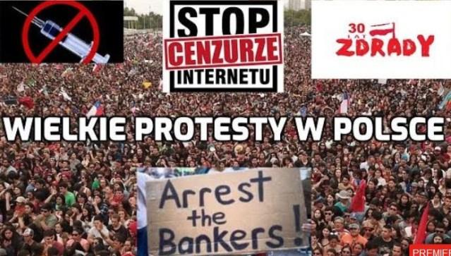 Niech będzie nas Milion – Wielkie Protesty w Polsce. Koniec Cenzury