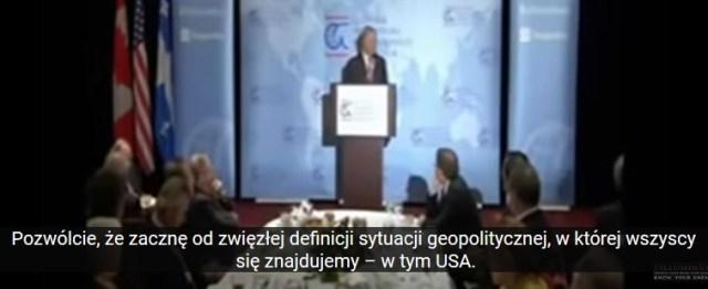 Zbigniew Brzeziński Obawia się Globalnego Przebudzenia – Konferencja CFR mat. archiwalny