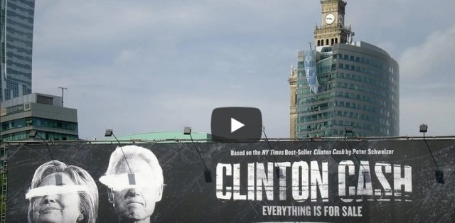 Clinton Cash. Gotówka Clintonów – film (lektor PL)