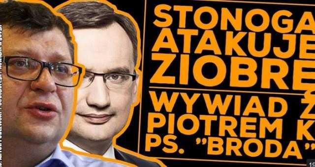 Zbigniew Stonoga publikuje! Film, fotki, mocny wywiad! Analiza
