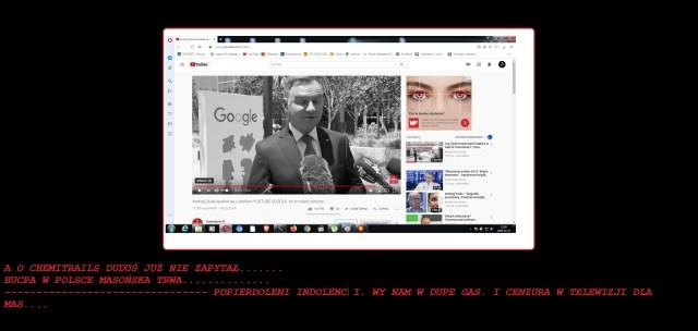 CENZURA nwo i kłamstwa Sejmu