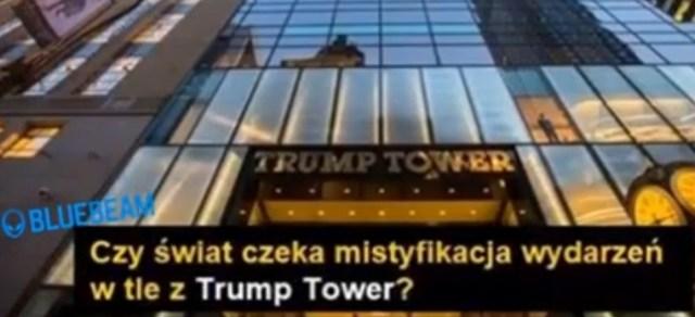 Prezydent USA Donald Trump planuje poświęcić swój Trump Tower dla wywołania ostrej wojny z Iranem?