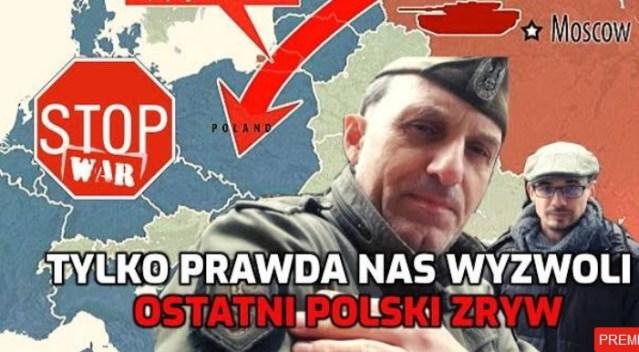 OSTATNI POLSKI ZRYW – Tylko PRAWDA nas wyzwoli Wojciech Olszański (2)
