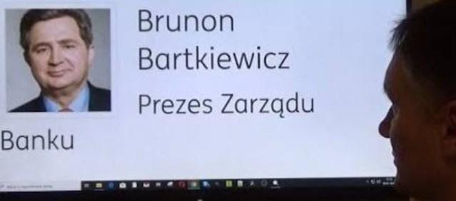 Dr Z. Kękuś (PPP 212) Sędziowie bronią żyda, szefa geszeftu, banku ING, Brunona Bartkiewicza