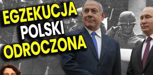 Putin w Izraelu WSPARŁ POLSKĘ i Dał Sygnał PIS – Kaczyński i Morawiecki Zrozumie?