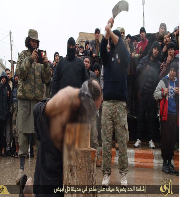 powszechnie stosowane kary w krajach islamskich – 18 +
