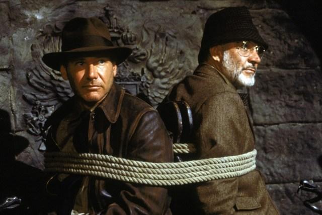 Indiana Jones . III . (1989)
