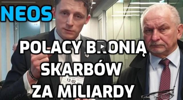 Nowy System neOS Obrona Polaków przed grabieżą złóż naturalnych rękoma polityków POPISu