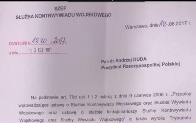 PAP informacje Kogo i czego BOI się dr prawa Andrzej Duda ?