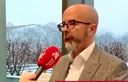 Brytyjski ambasador do Polaków rejestrujcie się!