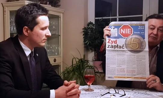 Jan Zbigniew Potocki – Prasa o Prezydencie Potockim