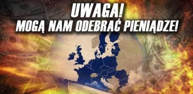 Według prawa UE możemy stracić nasze pieniądze! Zyski należą do NICH. Straty musimy pokryć MY.