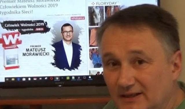 """Dr Z. Kękuś (PPP 230) Jak mnie """"uczciwy"""", """"szlachetny"""", Mateusz Morawiecki z ok. 40 tys. zł okradł"""