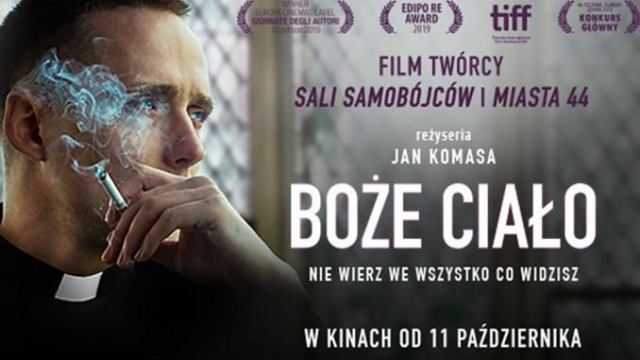 BOZE CIAŁO FILM POLSKI 2019