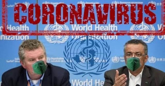 WHO przechodzi do ataku! Dosłownie-będzie atakować ludzi (tych z wirusem lub podejrzeniem wirusa)